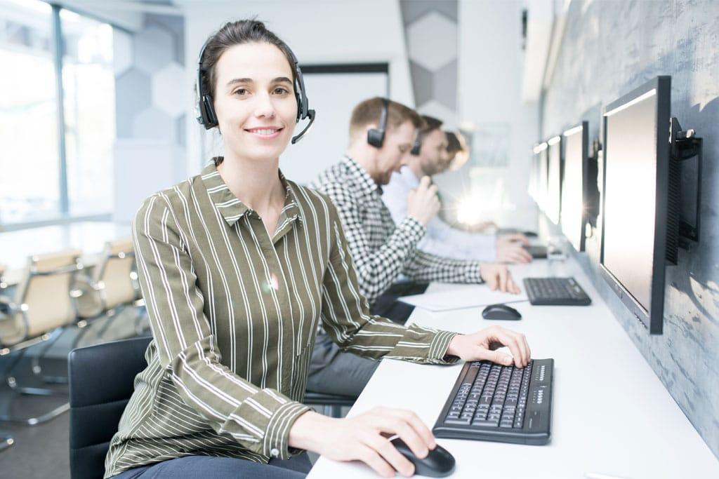 Centro de atención omnicanal: Maximice el rendimiento de su empresa