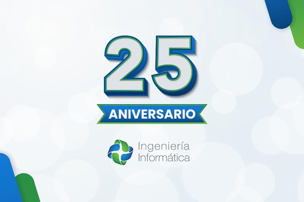 Feliz 25 Aniversario para Ingeniería Informática
