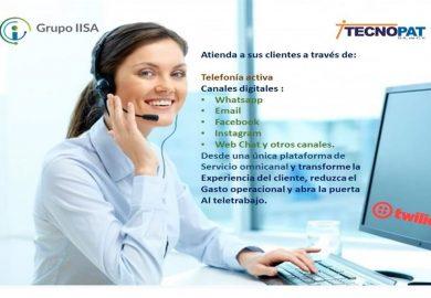 Ventas y servicios centradas en el cliente (Webinar Omnicanalidad) Ingeniería Informatica-Tecnopat
